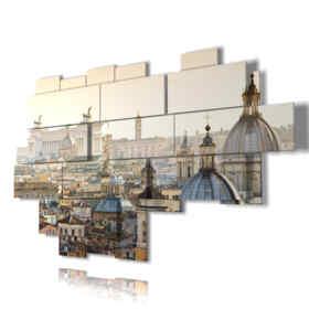 tableau moderne Venise 10