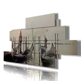 Quadri moderni - Cerbiatto 02 - centro