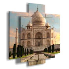 quadro di foto india