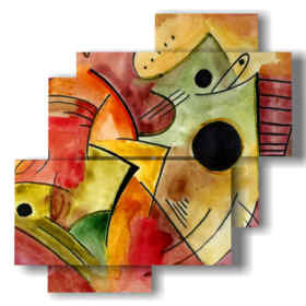 tableau moderne abstraits 87