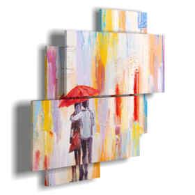 tableaux parapluie tableaux modernes abstraites