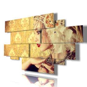 quadri moderni - Monument Valley 01 - centro