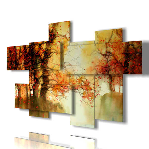 tableau moderne abstraits 15