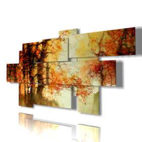 quadri moderni - Astratto 17 - centro