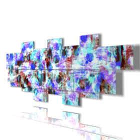 quadri moderni - Barche 03 - centro