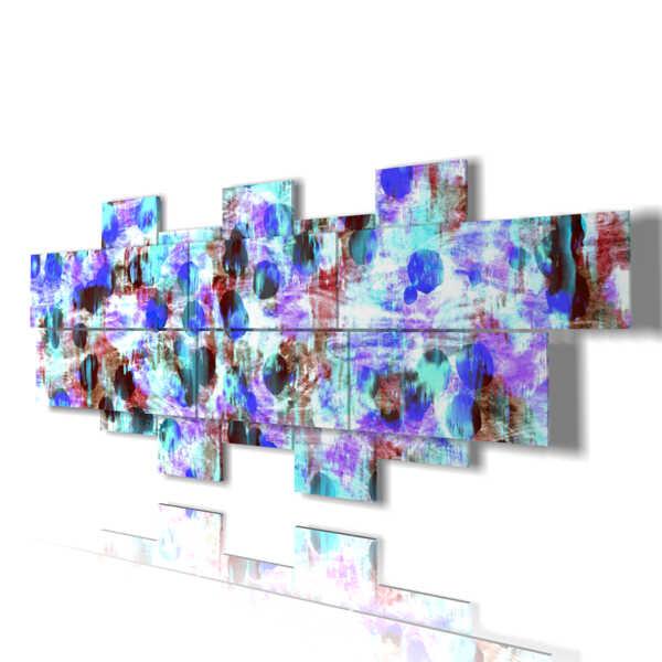 Quadro moderno - Barche 03 - centro