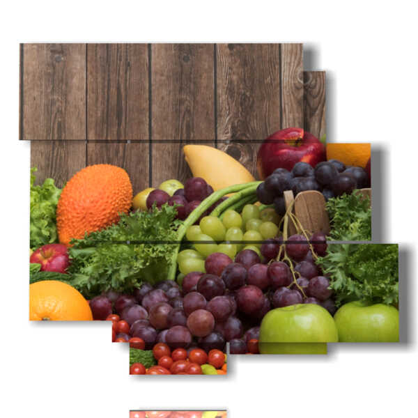 quadro frutta a volontà