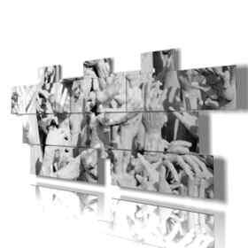 Quadro moderno - Astratto 35 - centro