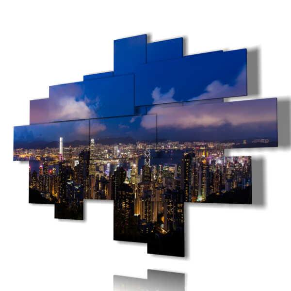 Quadro moderno - New York 01 - centro