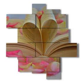 spannendes Buch Blätter Bilder