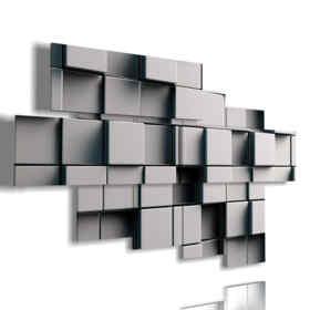 quadri immagini cubi