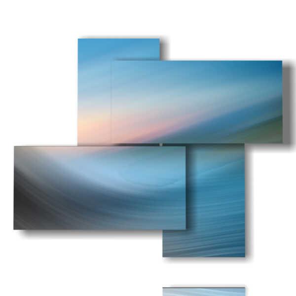 quadri componibili natura velata