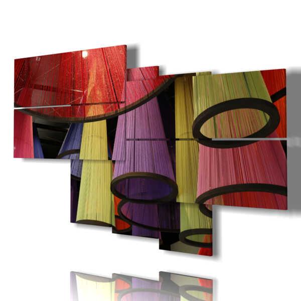 tableau moderne Miami