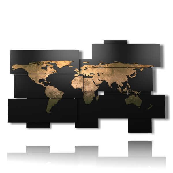 tableaux mondial d'or