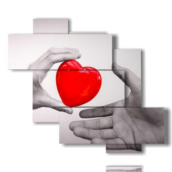 cuadros por los que pasa el corazón