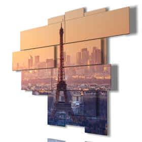 Quadro moderno - Mosca: San Basilio 01 - centro