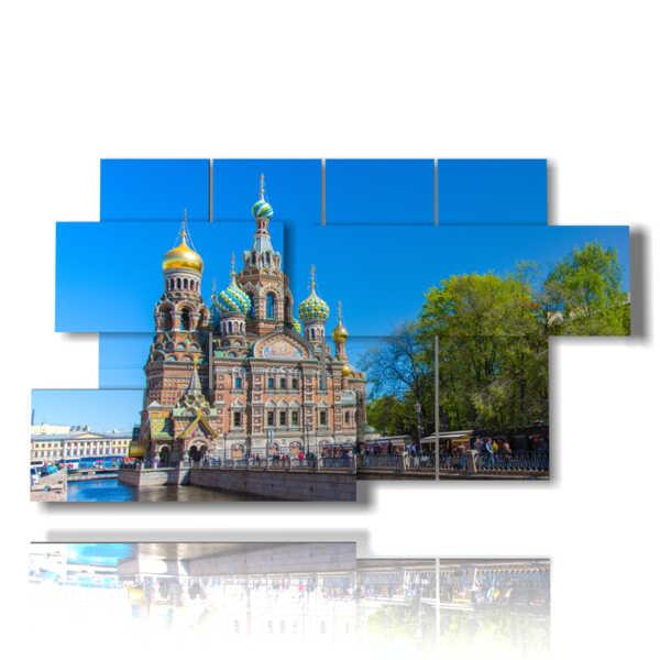 photo avec des photos St.Petersburg Russie
