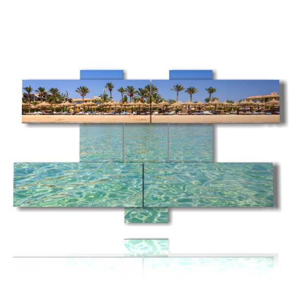 tableaux avec des photos Sharm El Sheikh