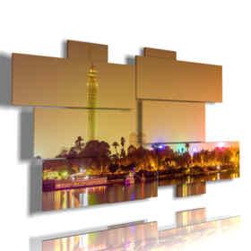 tableaux Egypte