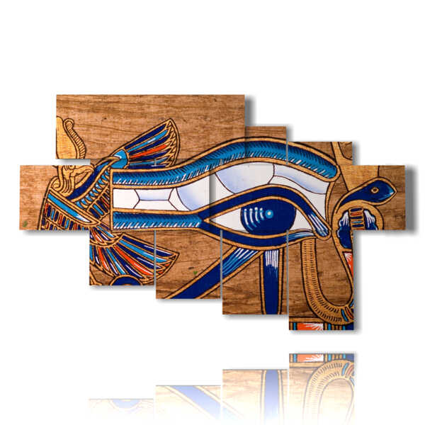 painting with pictures Ancient Egypt