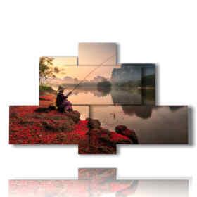 quadro con foto cubane
