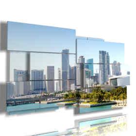 photo avec des photos de Miami en Floride