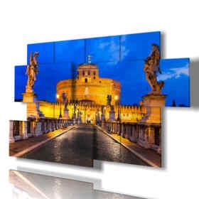 quadri moderni - Astratto 101 - centro