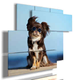 painting with pictures funny dogs