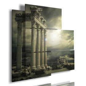 fotos Atenas Grecia imagen del templo de Apolo