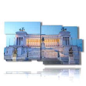 quadri roma Altare della Patria