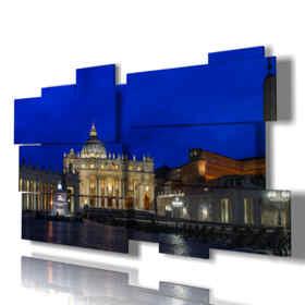 quadri moderni - Pesce Pagliaccio 01 - centro