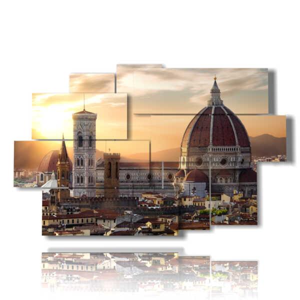 photo avec Florence photos au coucher du soleil