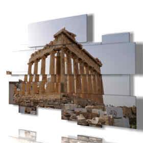 quadri moderni - Astratto 102 - centro