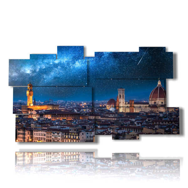 painting with Florence by night images