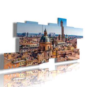 quadri moderni di città a Bologna