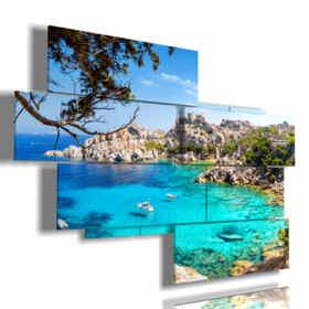 place de la ville dans le monde en Sardaigne