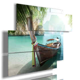 picture with photos of beaches cuba