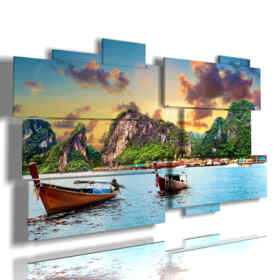 picture with photos of landscapes cuba