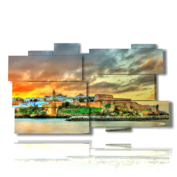picture with photos Morocco
