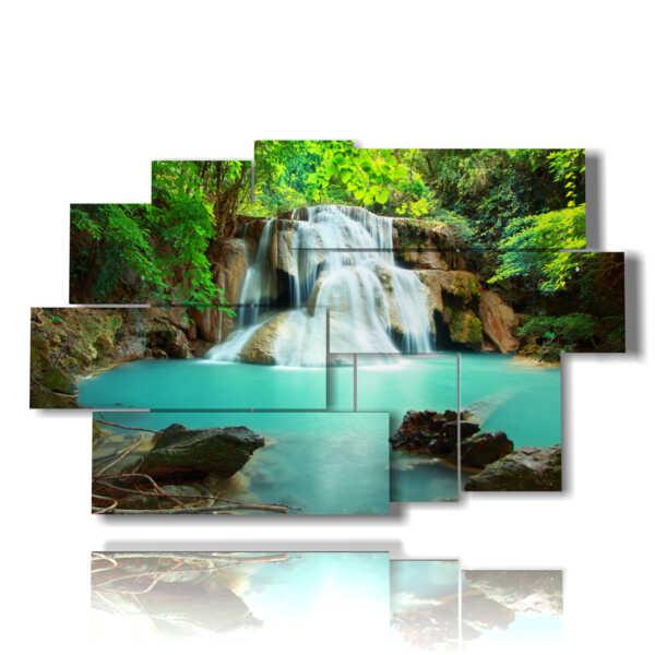 cascadas cuadro