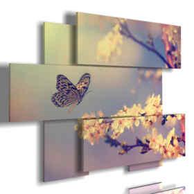 mariposas cuadro