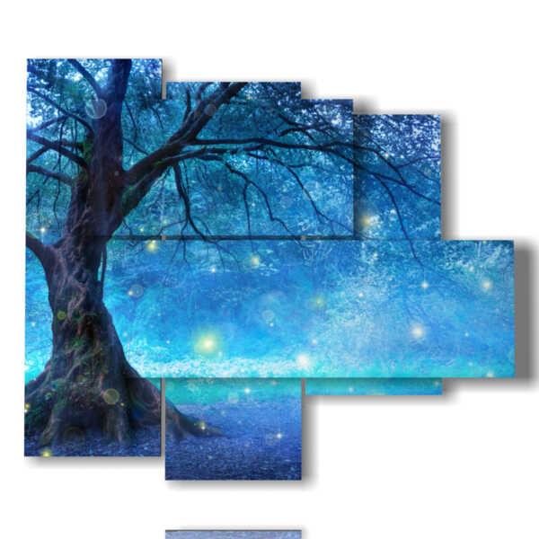 quadro con immagini fantasy bellissime