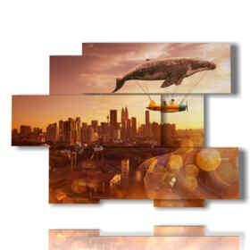 quadri con immagini di fantasia