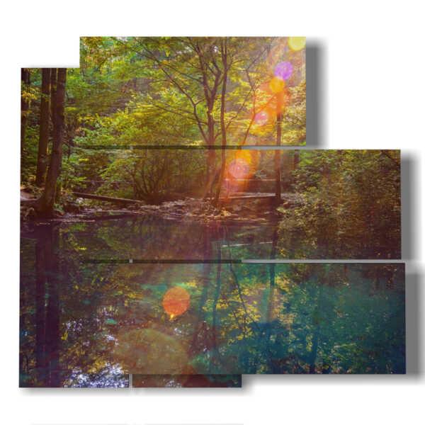 cuadros con imágenes de fantasía hola