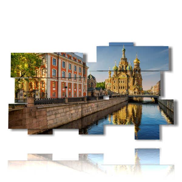 photo avec des photos de Moscou aujourd'hui par la rivière