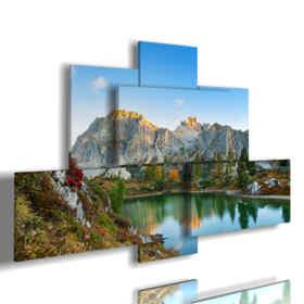 dolomites Bilder - Monte Lagazuoi