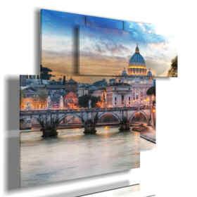imagen moderno Roma y Castel Sant'Angelo