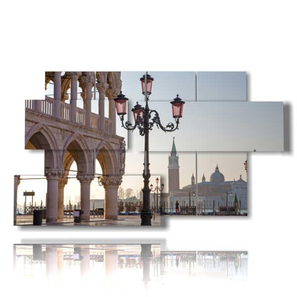 Venezianischen Bildern Dogenpalast