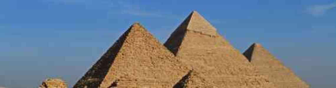 cuadros modernos egipto