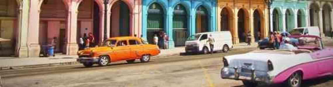 moderne bilder kuba